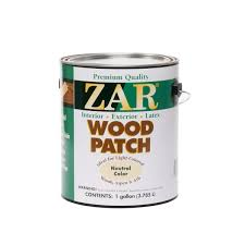 Wood Floor Patching Compound by Zar Wood Patch Neutral Gallon