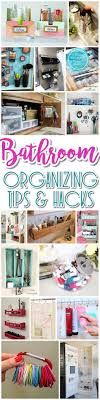 EASY Inexpensive Do It Yourself Ways To Organize And Decorate Your Bathroom Vanity The