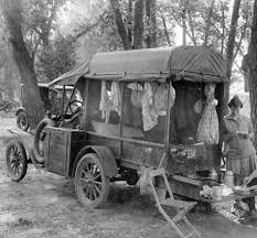 Camper Truck In 1918 Here We See A Custom Built Perfect For Picnics And Camping As You Can The Builder Thought Of Everything There Is