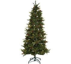 Bethlehem Lights 75 Heritage Spruce Christmas Tree W Instant Power