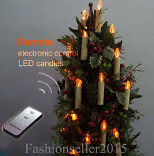 10PCS Wireless LED Remote Control Candles Lights Christmas Tree Wedding Home Dec