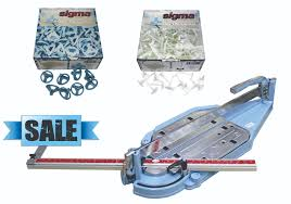Handheld Tile Cutter Diamond by Sigma 3c2 30