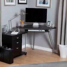 Corner Desk With Hutch Walmart by Desks Corner Desk Home Office L Shaped Glass Desk Corner Desk