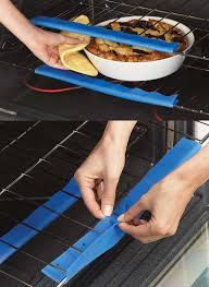 Silicone Oven Rack Guard