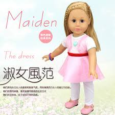 Amazoncom AOFUL Bitty Baby Doll Clothes Mini Custom Design