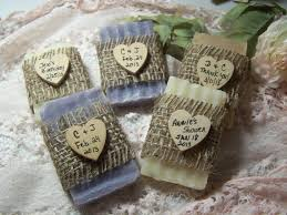 Bridal Shower Favors Soaps Mini Organic Handmade Rustic Wedding Country Chic