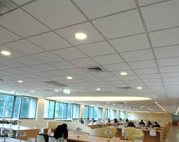 vinyl ceiling tiles armstrong restaurant kitchen grid white drop 2