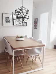 Ikea Dining Room Table by Why We Love A Chic Simple Dining Room Dinner Room Condos And
