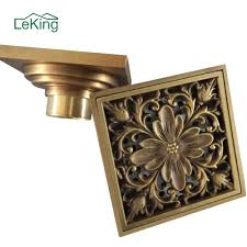 Bathtub Drain Strainer Polished Brass by Online Get Cheap Floor Drain Strainer Aliexpress Com Alibaba Group