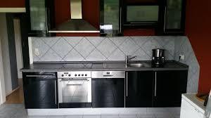 küchenzeile ikea faktum schwarz in 53783 eitorf für 600 00