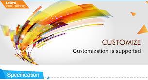 Promotional Logo Custom Print Recycled Cardboard Notepad