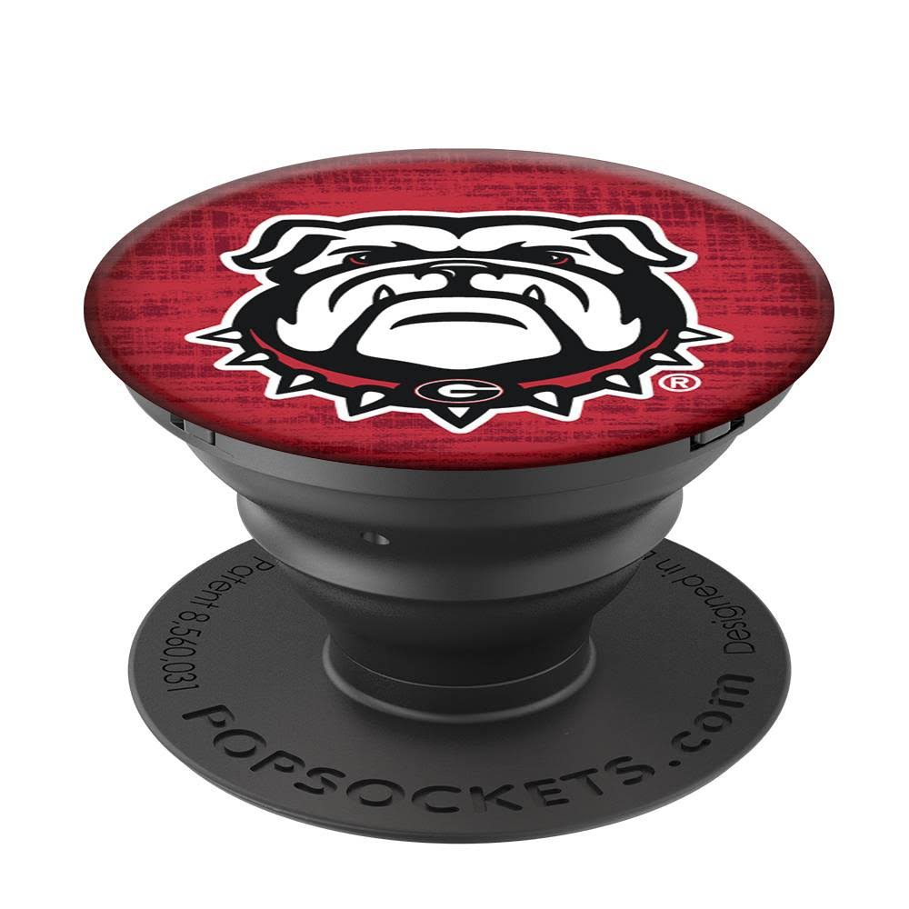 PopSockets Georgia Bulldogs Phone Grip Accessory