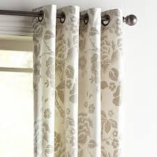Pier One Curtains Panels by Velvet Rose Champagne Grommet Curtain Pier 1 Imports
