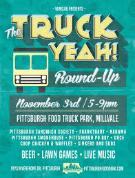 100 Food Trucks Pittsburgh Truck Yeah Truck Park Debuts Friday Night