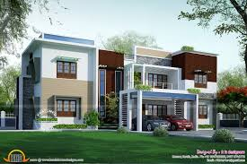 100 Contemporary Modern House Plans With Flat Roof Home Deco Indian
