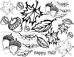 Free Printable Leaves Colouring Pages Leaf Color Fall Season