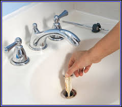 Fix Bathtub Drain Stopper Stuck by Bathroom Sink Drain Stopper Stuck Sinks And Faucets Home