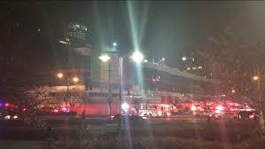 100 Postal Truck Fire Six Postal Trucks Damaged In Chelsea Garage Fire Abc7nycom