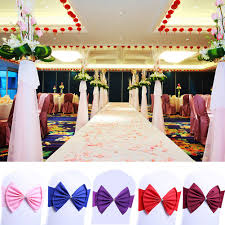 【cinglen】10PCS Wedding Party Chair Cover Bow Band Sashes With Buckle Bow  Spandex Stretch Us 429 New Year Party Decorations Santa Hat Chair Covers Cover Chairs Tables Chafing Dish And Garden Krush Linen Detroit Mi Equipment Rental Wedding Party Chair Covers Cheap Chicago 1 Rentals Of Chicago 30pcslot Organza 18 X 275cm Style Universal Cover For Sale Made In China Cute Children Cartoon Pattern Frozen Baby Birthday
