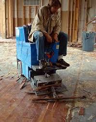 Hardwood Floor Buffing Machine by Remove Glue Down Hardwood Floors How Time