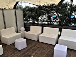 location de canapé location de canapé modulo blanc location mobilier de réception