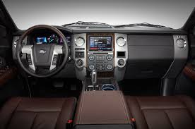 Capability and Style 2015 Ford Expedition Page 8 Ford Inside