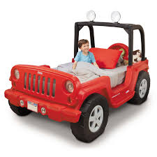 little tikes jeep wrangler toddler to twin bed hayneedle