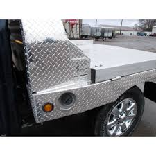 Bradford Built Aluminum Truck Beds