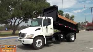 2008 Hino 338 12' Dump Truck For Sale - YouTube