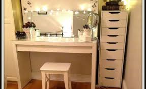 Why You Should Incorporate IKEA Makeup Vanity Designs to Your