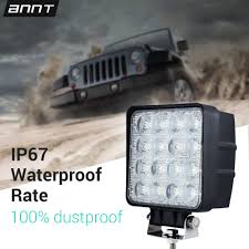 Shop For 48w 12v 24v Led Work Light Flood Off Road Truck Boat Suv ... 30 480w Led Work Light Bar Combo Driving Fog Lamp Offroad Truck Work Light Bar 4x4 Offroad Atv Truck Quad Flood Lamp 8 36w 12x Amazonca Accent Off Road Lighting Lights Best Led Rock Lights Kit For Jeep 8pcs Pod 18inch 108w Led Cree For Offroad Suv Hightech Rigid Industries Adapt Recoil 2017 Ford Raptor Race Truck Front Bumper Light Bar Mount Foutz Spotlight 110 Rc Model Car Buggy Ctn 18w Warning 63w Dg1 Dragon System Pods Rock Universal Fit Waterproof Cars