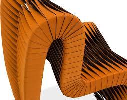 tingo living esszimmerstuhl 66x51 86 cm orange braun hochwertig exklusiv