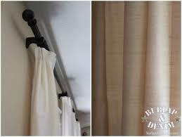 Curtain Rod Holders Allen Roth by Allen U0026 Roth Curtain Rods Eyelet Curtain Curtain Ideas