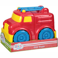 Spark Create Imagine™ Fire Truck - Walmart.com