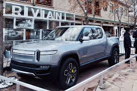 100 Aspen Truck Rivian R1T Electric Pickup Shows Off At X Games
