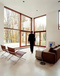hohe fensterfront im wohnzimmer bild 6 schöner wohnen