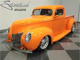 1940 Ford Pickup For Sale | ClassicCars.com | CC-795310 Rusty Old Truck 1940s Ford Truck Rustics Pinterest 1940 Pickup A Different Point Of View Hot Rod Network For Sale Classiccarscom Cc964802 Dual Purpose Driver Intertional Harvester D30 Flatbed Restored Original And Restorable Trucks For 194355 Pickup Mostly Completed Project Ruced To 100 The By Fastlane Shop Top Speed Craigslist Find Panel Delivery Cc795310 Merc Dlux Blu1 Ford Sedans Misc Low Mileage Gmc Fire Information Photos Momentcar
