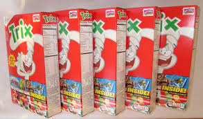 Skystone Cards In General Mills Cereal Boxes