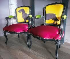 relooking fauteuil louis xv cabriolets louis xv teckel poils durs atelier ka