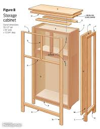 Free Standing Storage Cabinets For Garage by Wonderful Diy Storage Cabinet Diy Garage Storage Cabinets Cymun