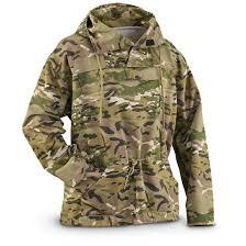 u s military surplus men u0027s ocp camo anorak jacket new 650643