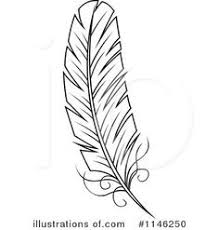 Gallery For Printable Feather Template String art