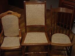 Recaning A Chair Back by Chair Caning Repair Design Ideas And Decor