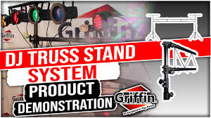 100 Griffin Ibeam DJ Light Truss Stand System By IBeam Trussing Equipment Set