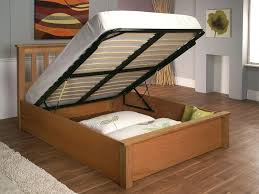 Smart Ideas Full Bed Frame with Storage — Modern Storage Twin Bed