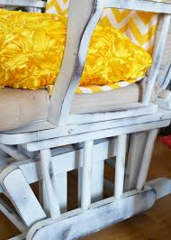 Best Chairs Inc Glider Rocker Replacement Springs by Update A Nursery Glider Rocking Chair The Diy Mommy
