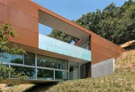 Clifftop House In Pacific Palisades Los Angeles by A Mystery At The Bend Pacific Palisades And Architects