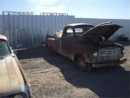 1953 Studebaker Truck For Sale | ClassicCars.com | CC-687991 Used Rh Side Door Panel For Intertional 4300 Sale Phoenix Lot Tour Of Lifted Trucks In Arizona Arizonas Toughest Step 1998 Kenworth T600 Az Sv New 2017 Ford F350 Lariat Truck Parts Just And Van Rodeo Goodyear Dealer Products For Dump 2006 Freightliner Business Class M2 106 119016664 Salvage 2 Westoz 2015 Cascadia Goes Above Dash