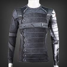 Buy Winter Soldier Bucky Barnes Cosplay And Get Free Shipping On AliExpress