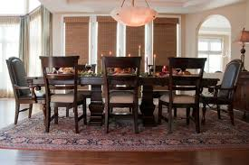 The Tuscan Transitional Dining Room On Furniture San Diego